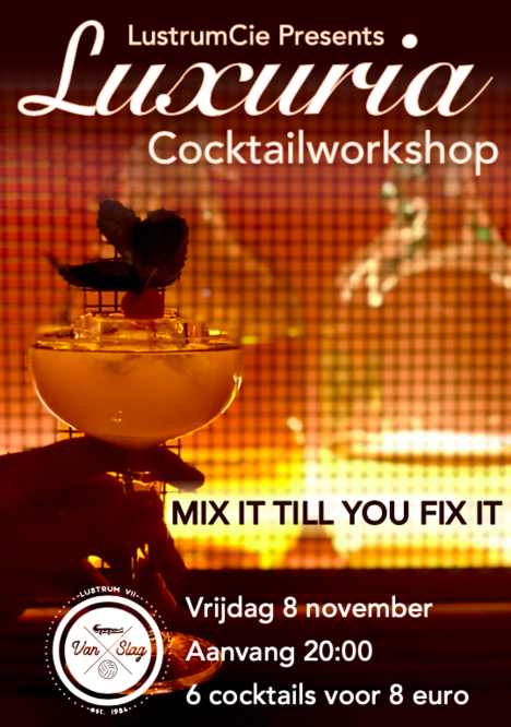 Large cocktailworkshop